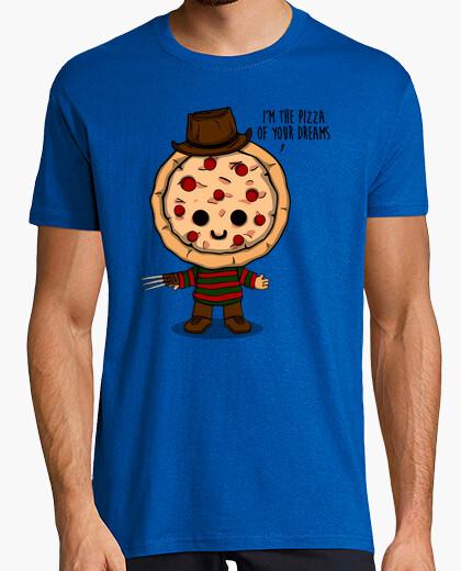 Tee-shirt pizza krueger