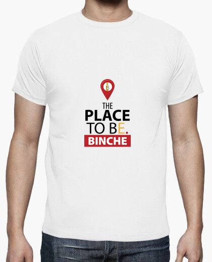 Tee-shirt Place to be