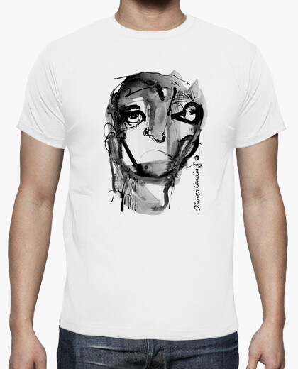Tee-shirt portrait n°1