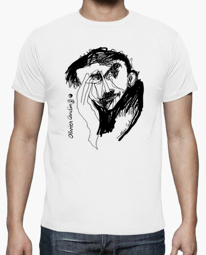Tee-shirt portrait n°3