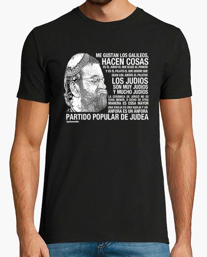 Tee-shirt ppopulardejudea