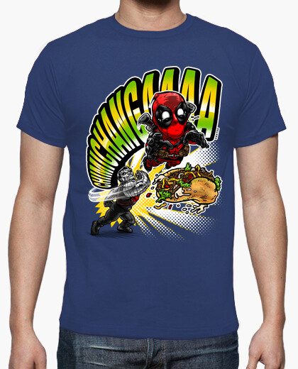 Tee-shirt rapide taco chemise spéciale