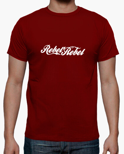 Tee-shirt rebel rebel