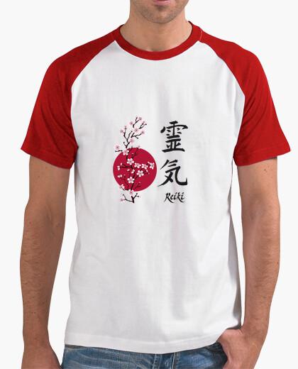 Tee-shirt reiki