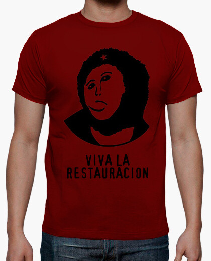 Tee-shirt restauration viva