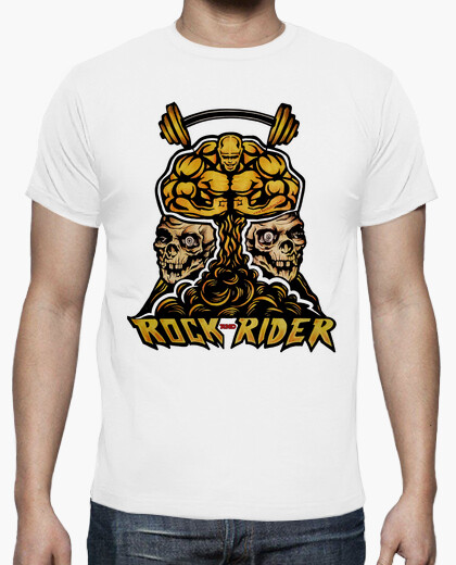Tee-shirt roche and rider®
