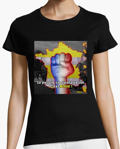Tee-shirt Rochefort femme