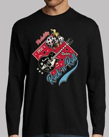 tee-shirt rockabilly vintage rock and roll USA rockers musique rétro des années 1950