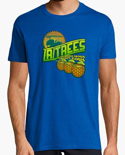 Tee-shirt salutations de rtrees