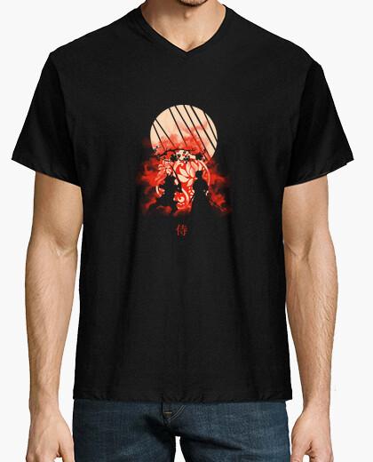 Tee-shirt Samurai