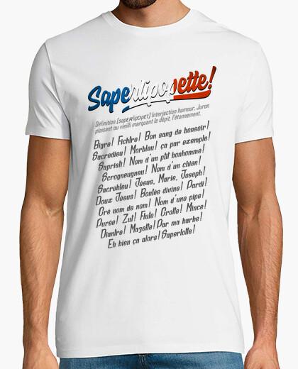 Tee-shirt Saperlipopette