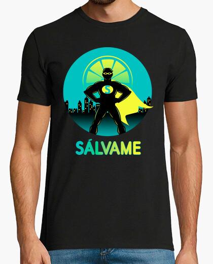 Tee-shirt sauvez-moi