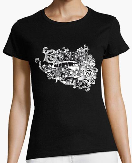 Tee-shirt Savoie Lactée, Combi VW