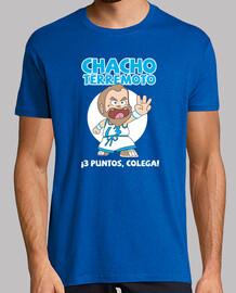 tee-shirt séisme chacho