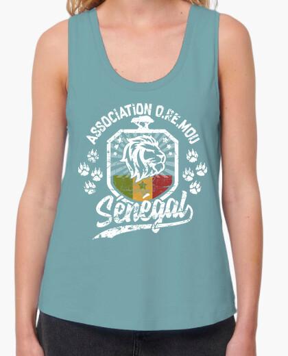 Tee-shirt Sénégal Lion de la Téranga...