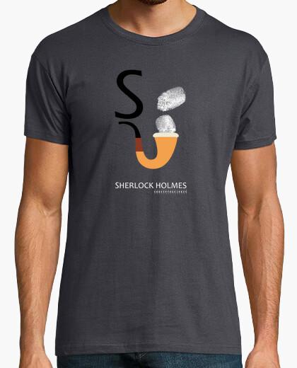 Tee-shirt sherlock holmes
