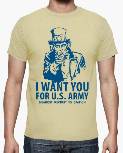 Tee-shirt shirt je vous veux mod.03 usarmy