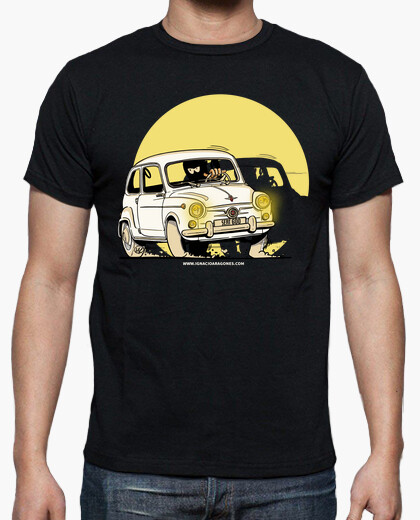 Tee-shirt siège 600 lumière blanche