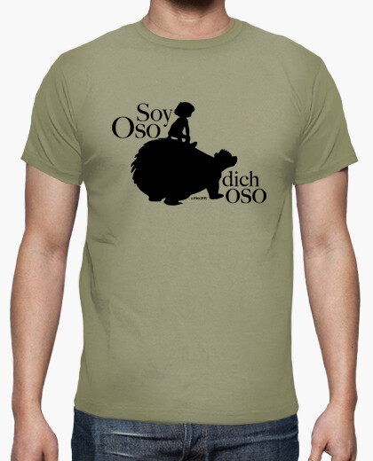 Tee-shirt suis ours ours