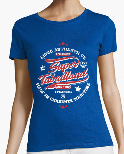 Tee-shirt Super Tabaillaud