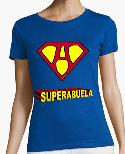 Tee-shirt superabuela