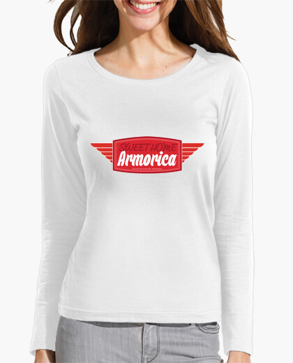 Tee-shirt Sweet home Armorica