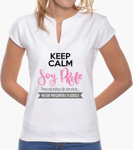 Tee-shirt t-shirt suis femme, manche mao,...