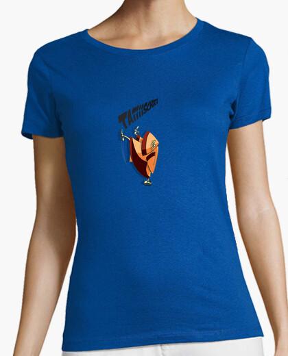 Tee-shirt Taïiiiiischiii Gris by Stef