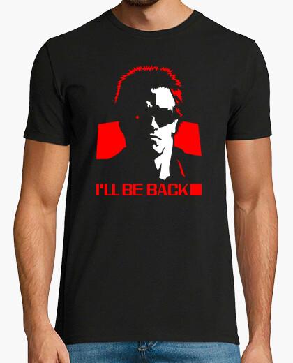 Tee-shirt Terminator: I'll Be Back
