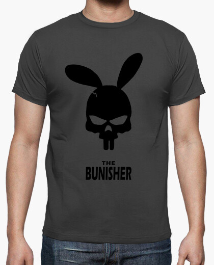 Tee-shirt The Bunisher