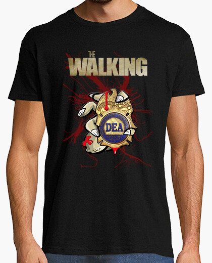 Tee-shirt The Walking DEA II