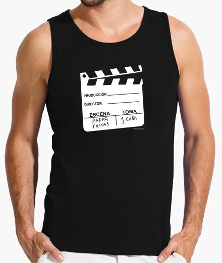 Tee-shirt thmot001_toma1caña