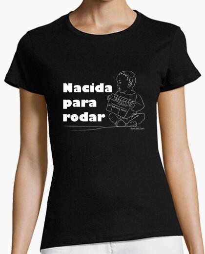 Tee-shirt tmfd009_nacidarodar