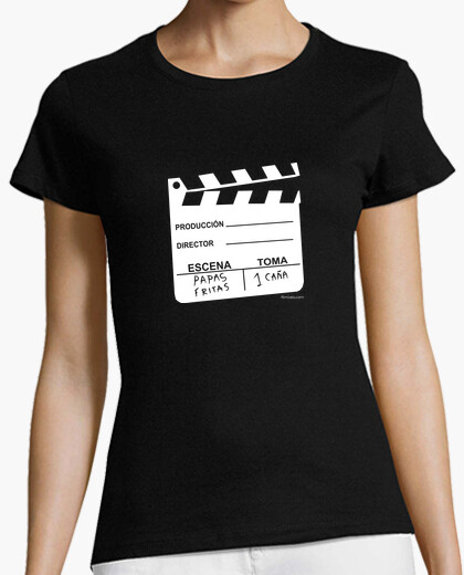 Tee-shirt tmfot001_toma1caña