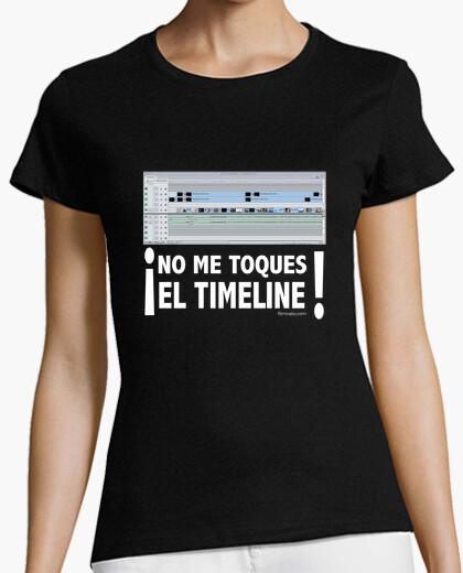 Tee-shirt tmfpp005_timeline