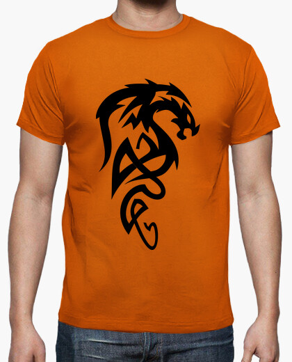 Tee-shirt Tribal Dragon 1