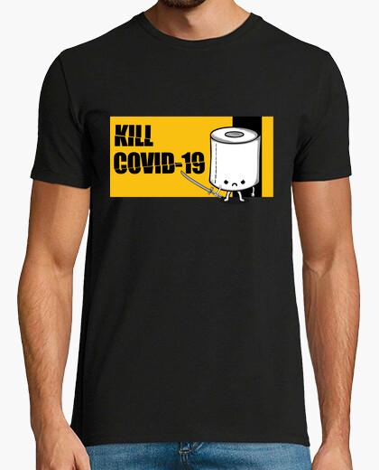 Tee-shirt tuer covid-19