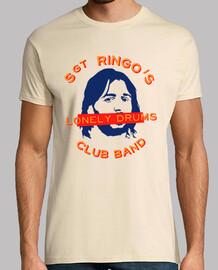 tee-shirt unisexe - sgt ringo