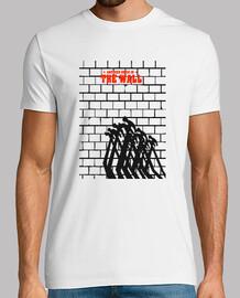 tee-shirt unisexe -le mur