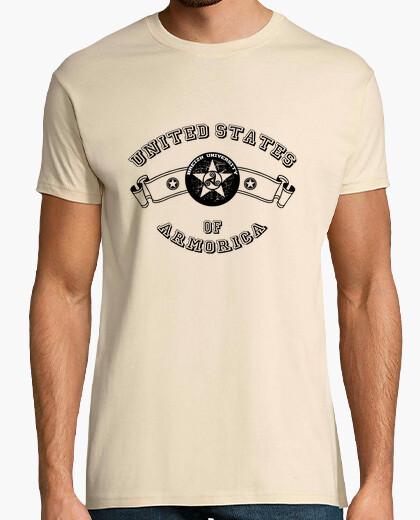 Tee-shirt University - T-shirt homme