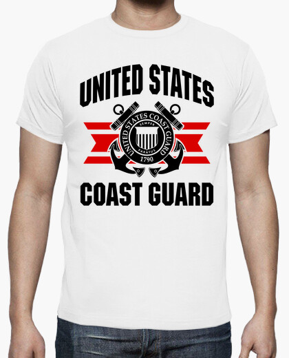 Tee-shirt us coast guard t mod.03