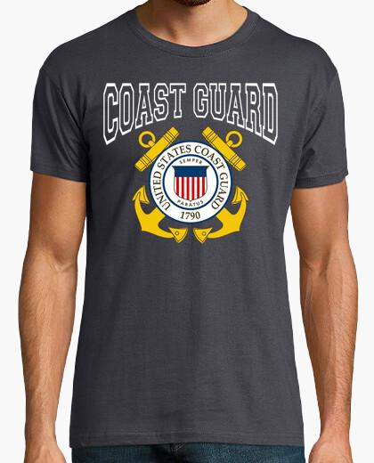 Tee-shirt us coast guard t mod.04