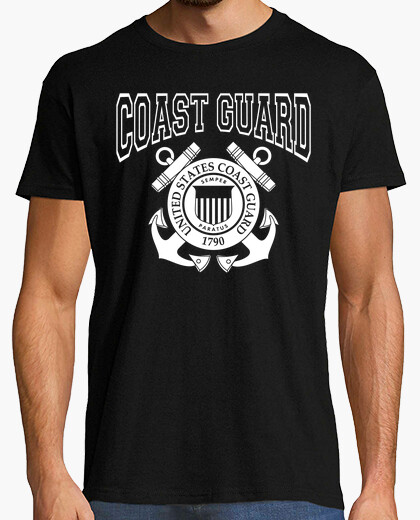 Tee-shirt us coast guard t mod.05