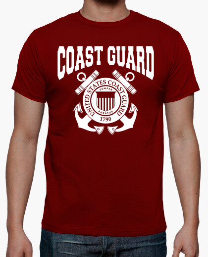 Tee-shirt us coast guard t mod.06