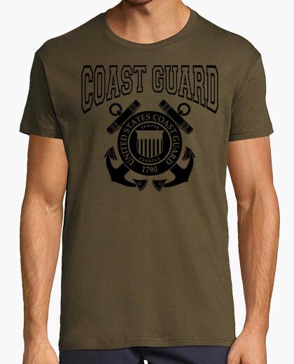 Tee-shirt us coast guard t mod.07