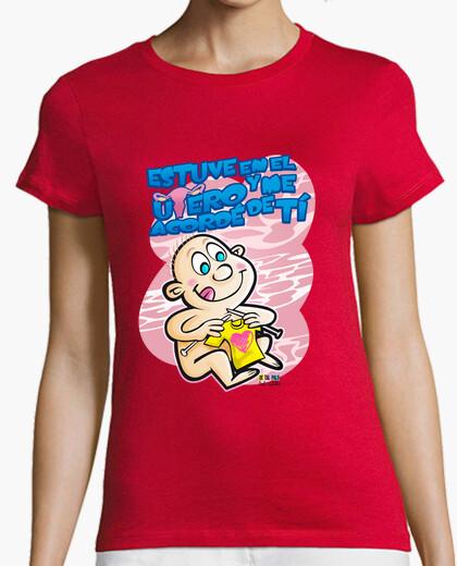 Tee-shirt utero