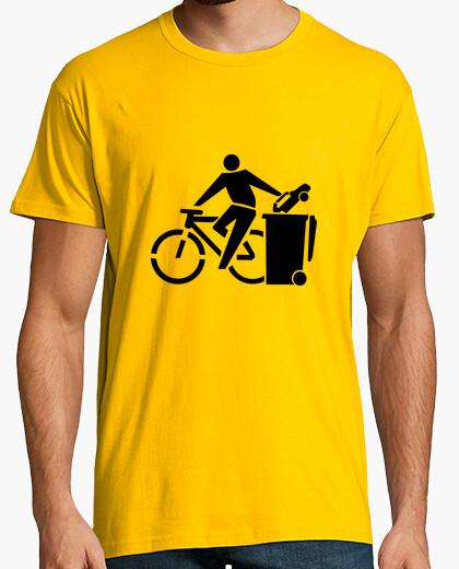 Tee-shirt Vélo écolo