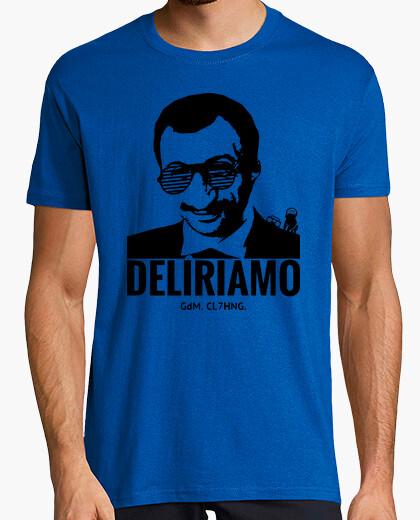 Tee-shirt vêtements deliriamo (de gdm27)
