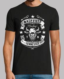 tee-shirt vintage pays de nashville tennessee
