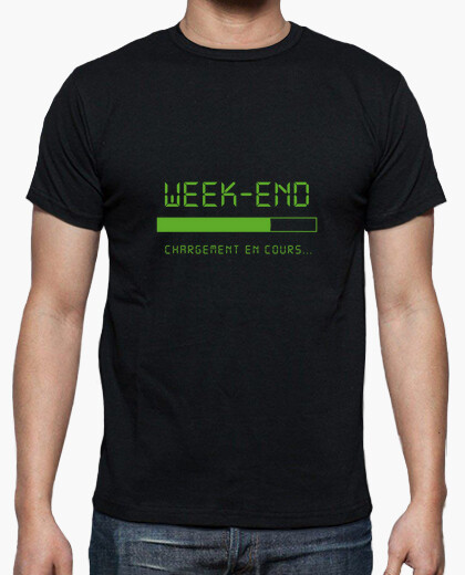 Tee-shirt Week-End